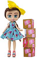 Лялька Boxy Girls Бруклін з аксесуарами, 20 см, фото 1