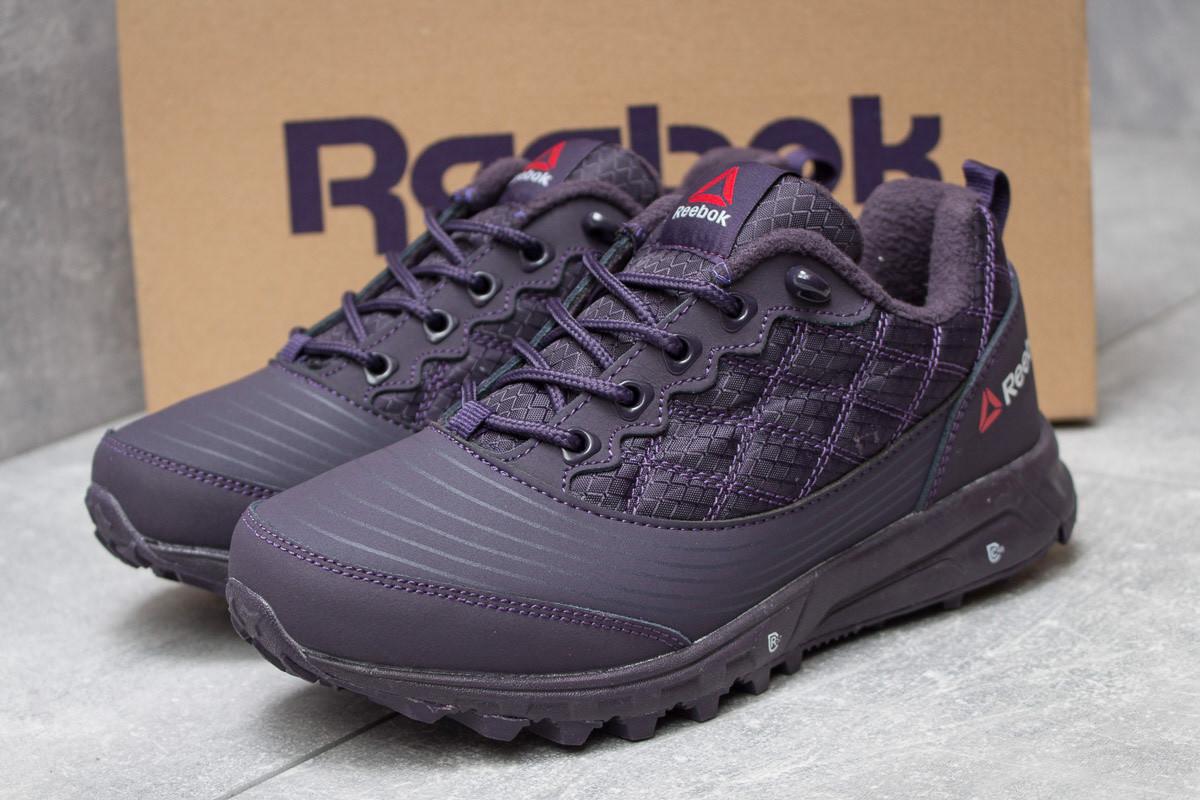 Зимние кроссовки Reebok Arctic Sugar, фиолетовые (30232) размеры в наличии ► [  38 (последняя пара)  ]