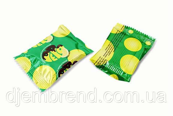 Лимон в шоколадной глазури, 1 кг (58 шт)