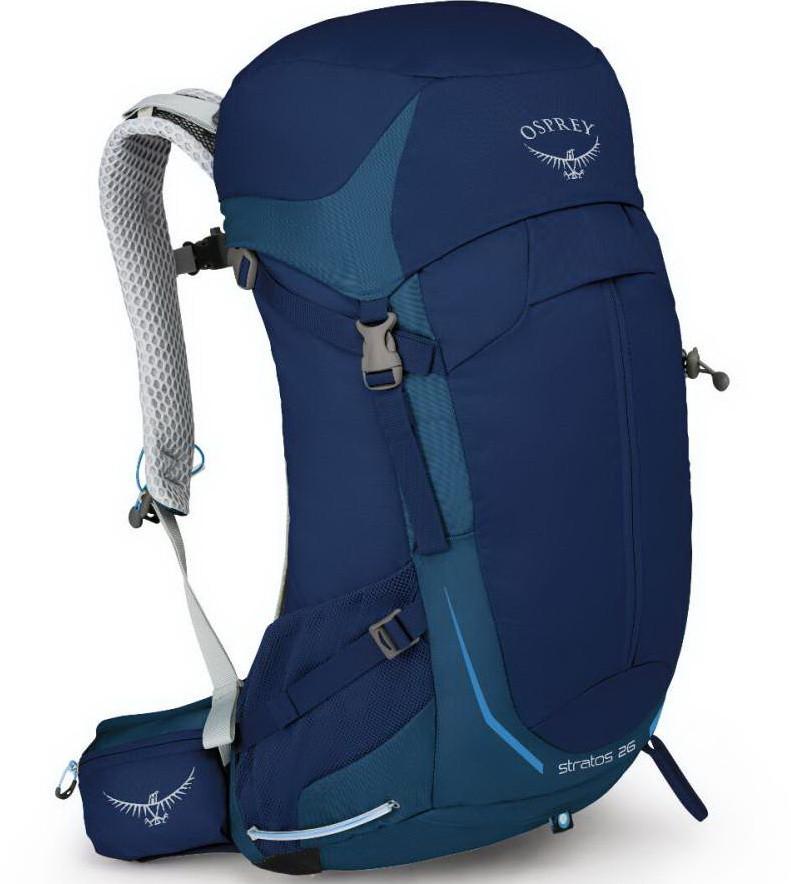 Рюкзак Osprey Stratos (26л), синій