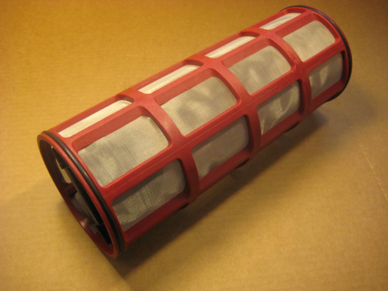 Фільтр 80 MESH D110X284 RED