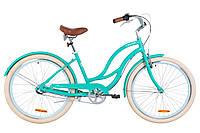 "Велосипед Dorozhnik Cruise PH 26"" бирюзовый"