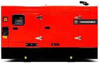 Дизельная электростанция 30 кВт HIMOINSA HYW-35 T5 в кожухе