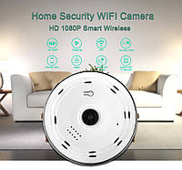 Панорамная камера видеонаблюдения WiFi VR 303 Panoramic Camera, видеокамера для дома