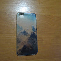 Чехол для iPhone 6/6s  горы