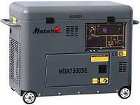 Дизельная электростанция 5 кВт  Matari MDA7500SE в кожухе