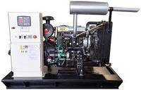Электрогенератор дизельный 25 кВт  KJ POWER KJT 31 открытого типа