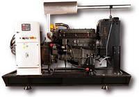 Генератор дизельный 88 кВт  KJ POWER KJA 110 открытого типа