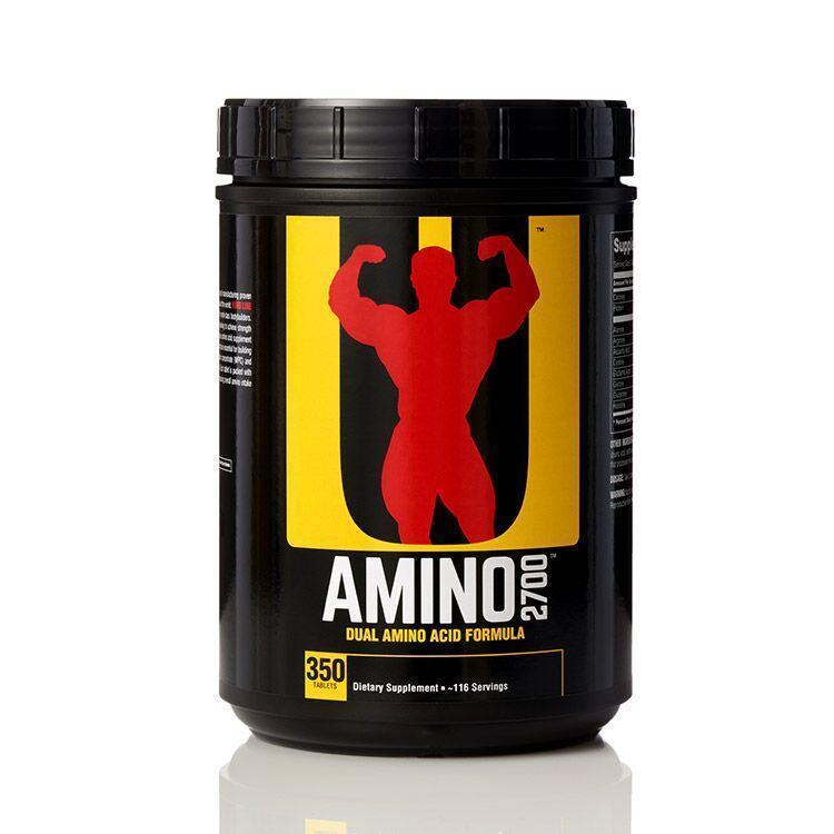 Аминокислоты Universal Nutrition - Amino 2700 (700 таблеток)