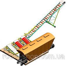 Ленточные мобильные комплексы разгрузки с вагонов, фото 3
