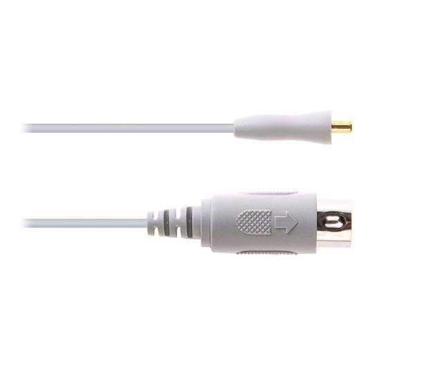 Адаптер для подключения одноразового игольчатого электрода