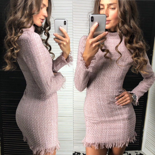 платье женское на подкладке