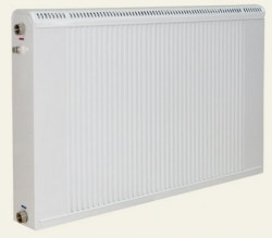 Радиатор медно-алюминиевый Термия РБ 480/1450мм боковое подключение