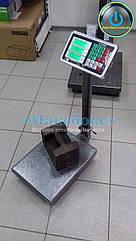 Торговые весы до 150 кг Олимп К1