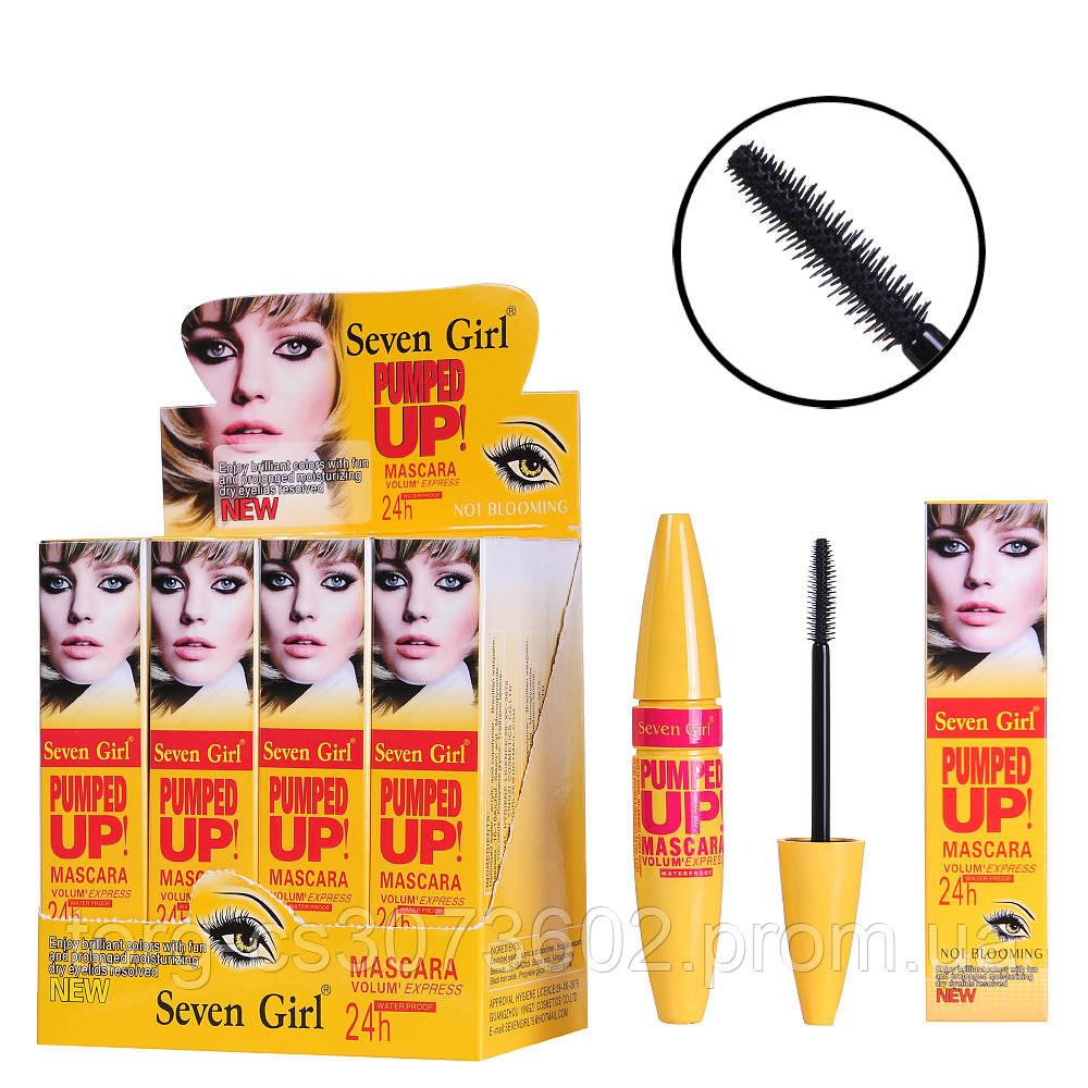 Тушь для ресниц Seven Girl mascara charming eyelash eye color №687C
