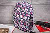 Рюкзак женский  CheryKiss, темно-синие (90042) размеры в наличии ► [ 1  ], фото 3