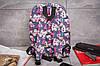 Рюкзак женский  CheryKiss, темно-синие (90042) размеры в наличии ► [ 1  ], фото 5