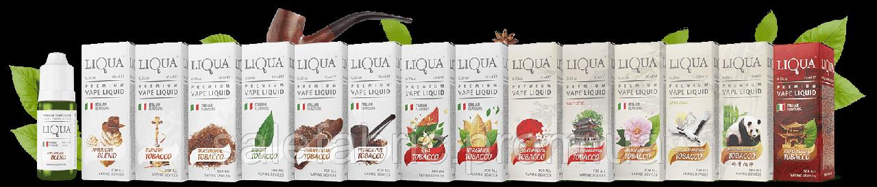 Жидкость для электронных сигарет LIQUA №609-26