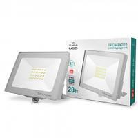 LED прожектор TITANUM 20W 6000K 220V (TL-F206W)
