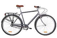 "Велосипед Dorozhnik Comfort Male PH 28"" серый"
