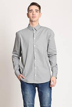 Рубашка Casual Friday L серый (MV-20501692_Gray )