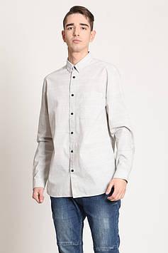 Рубашка Jack & Jones Core L серый (MV-JJ9098_Gray )