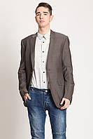 Пиджак Sir Oliver D 94 серый, коричневый (MV-02.899.54.1916_Gray-brown)