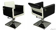 Парикмахерское кресло с подвижной спинкой ZD-370