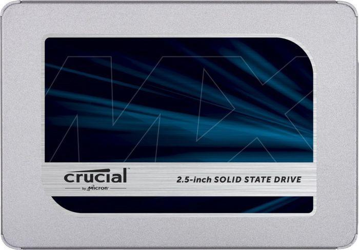 SSD накопитель CRUCIAL MX500 2TB (CT2000MX500SSD1)