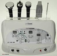 Косметологический аппарат 2-в-1 для ультразвуковой чистки/пилинга и фонофореза