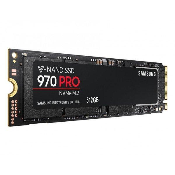 SSD накопитель Samsung 970 PRO 512GB (MZ-V7P512BW)