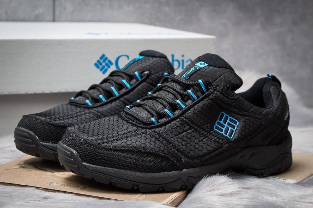 Зимние кроссовки  Columbia Omni-Grip, черные (30433) размеры в наличии ► [  43 44  ]