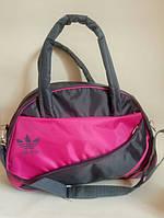 Сумка мужская спортивная, сумка женская спортивная, сумка для фитнеса, сумка на тренировку, сумка adidas копия
