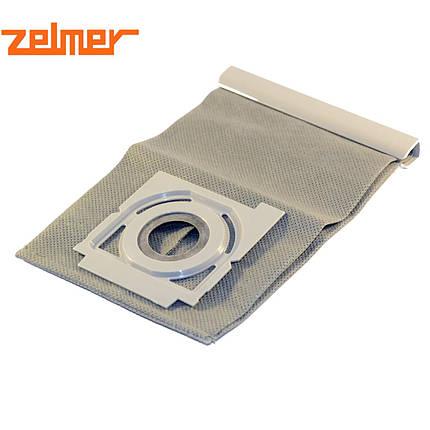 Мешок тканевый ZVCA125BUA А49.3600 для пылесоса Zelmer 17000873, фото 2