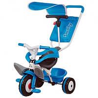 Детский трехколесный велосипед Baby Balade Smoby 444208 ebe09e0caf95b