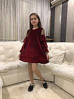 Нарядное платье для девочки  461