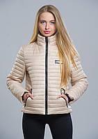 Куртка женская №5 (бежевый)