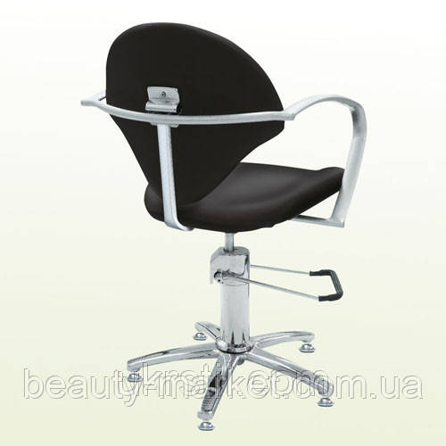 Парикмахерское кресло с регулируемой спинкой  PARIS B