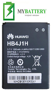 Оригинальный аккумулятор АКБ (Батарея) для Huawei U8150/ U8120/ U8160/ HB4J1 1200mAh 3.7V