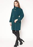 Пальто женское №45 (зелёный), фото 1