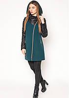 Пальто женское №42 (зеленый)
