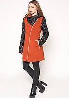 Пальто женское №42 (рыжий)