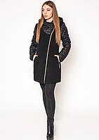 Пальто женское №42 (чёрный)