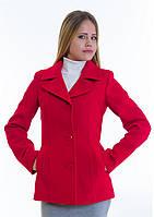 Пальто жіноче №15 (червоний), фото 1