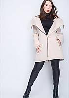 Пальто женское №46/1 (бежевый), фото 1