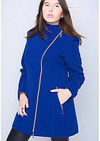 Пальто женское №46 (электрик)