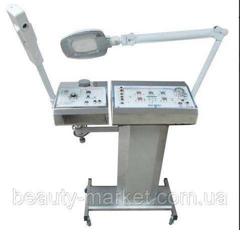 Косметологический комбайн на стойке RV-803 M (12 в 1)