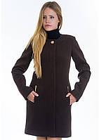 Пальто женское №11 (шоколад), фото 1