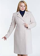 Пальто женское №22 ЗИМА (бежевый)