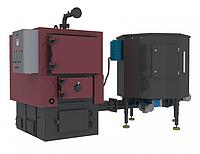 Промышленный водогрейный котел на щепе и пеллетах ТМ-200 ( 200 кВт )